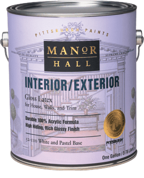 Manor Hall® Interior/Exterior Paint